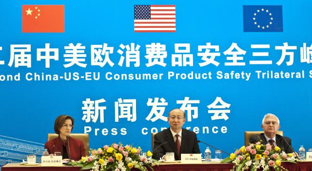 2nd EU-China-US Trilateral Summit on product safety