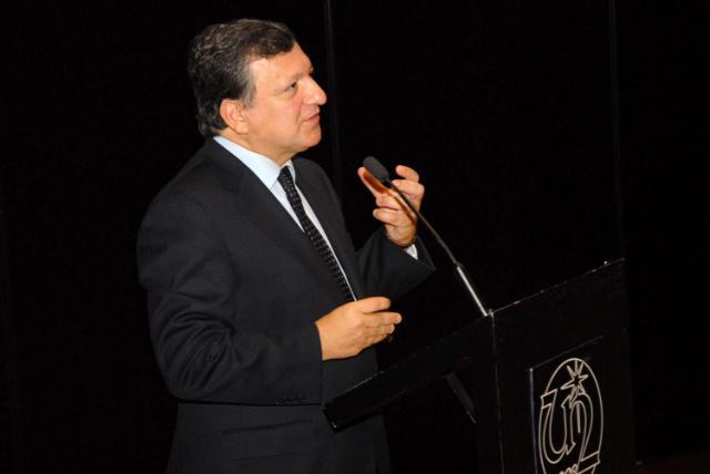 Visit of José Manuel Barroso, President of the EC, to Lisbon