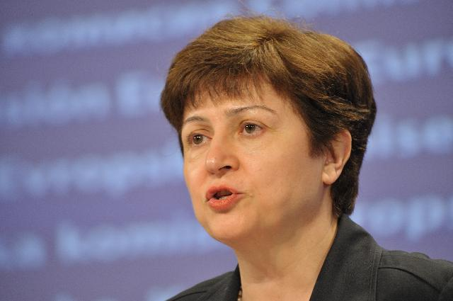Press conference by Kristalina Georgieva, Member of the EC, on the Humanitarian aid to the Côte d'Ivoire