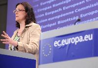 Press conference by Cecilia Malmström, Member of the EC, on a better management of migration to the EU