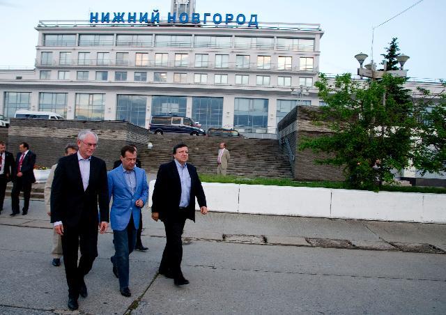 Sommet UE/Russie, 09-10/06/2011