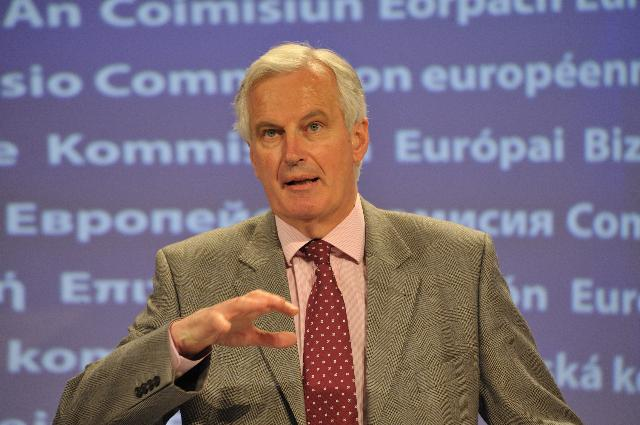 Press conference by Michel Barnier, Member of the EC, on the modernisation of the Professional Qualifications Directive