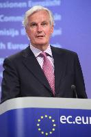 Press conference by Michel Barnier, Member of the EC, on access to basic bank accounts