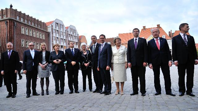 Participation of José Manuel Barroso, President of the EC, in the Baltic Sea States Summit 2012