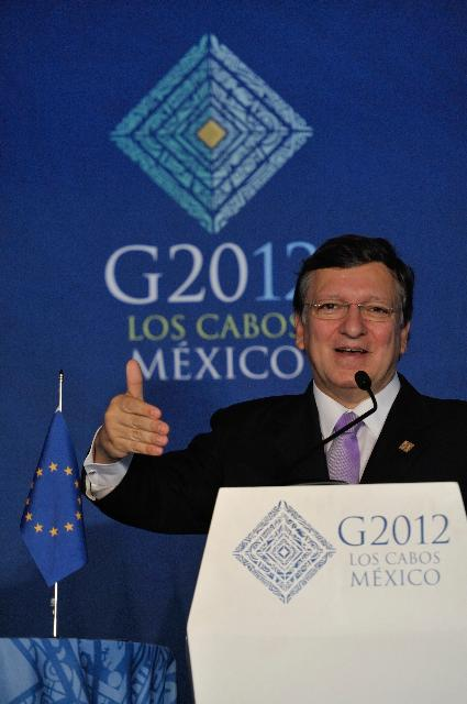 G20 Summit in Mexico