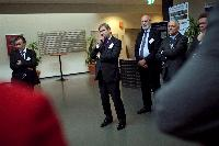 Visit of Johannes Hahn, Member of the EC, to the Netherlands