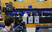 Visit of Members of the College of the EC to Strasbourg