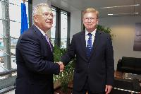 Visit of Neven Mimica, Croatian Deputy Prime Minister, to the EC