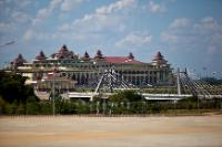 The  Parliament in Nay Pyi Taw