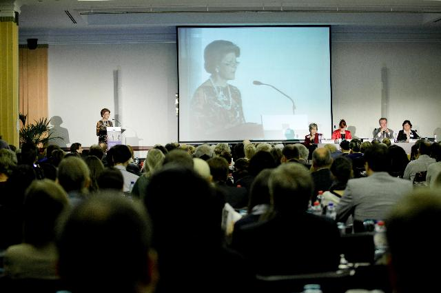 Participation of Androulla Vassiliou, Member of the EC, at the 2012 European education, training and youth forum