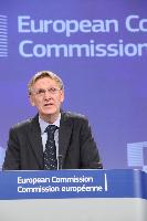 Press conference by Janez Potočnik, Member of the EC, on the proposal for the 7th Environment Action Programme