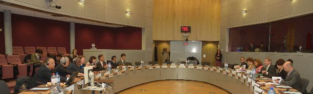 Visit of a delegation of the