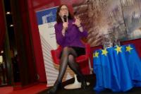 Citizens' Dialogue in Turin with Cecilia Malmström