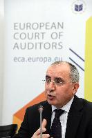 Press conference by Lazaros S. Lazarou, Member of the European Court of Auditors, on the special report entitled