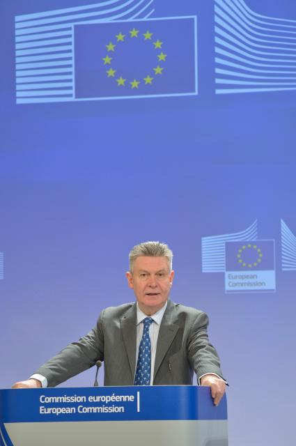 Press conference by Karel De Gucht, Member of the EC, on the proposal to modernise the EU's trade defence instruments