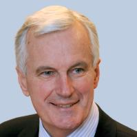 Michel Barnier, Member of the EC in charge of Internal Market and Services - France
