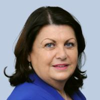 Máire Geoghegan-Quinn, Member of the EC in charge of Research, Innovation and Science - Ireland