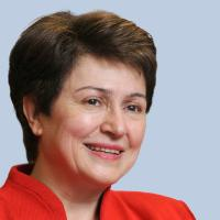 Kristalina Georgieva, Member of the EC in charge of International Cooperation, Humanitarian Aid and Crisis Response -  Bulgaria