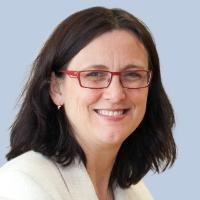 Cecilia Malmström, Member of the EC in charge of Home affairs - Sweden