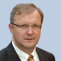 Olli Rehn, Vice-President of the EC in charge of Economic and Monetary Affairs and the Euro - Finland