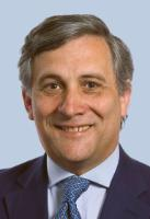 Antonio Tajani , Vice-President of the EC in charge of Industry and Entrepreneurship - Italy