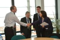 Visit of Simon Coveney, Irish Minister for Agriculture, Food and the Marine, to the EC