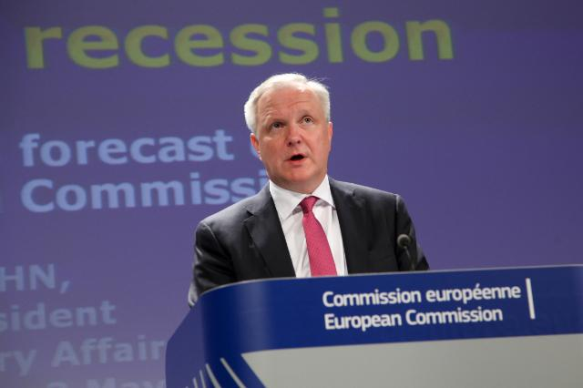 Press conference by Olli Rehn, Vice-President of the EC, on the spring economic forecasts