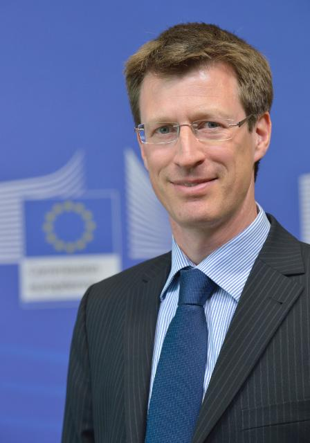 Jens Mester, Spokesperson at the EC