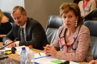 Première réunion du groupe à haut niveau sur le PIE 'Villes et communautés intelligentes'