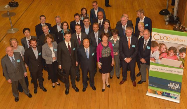 Participation of Neelie Kroes, Vice-President of the EC, at the European Strategy for a Better Internet for Children high level meeting