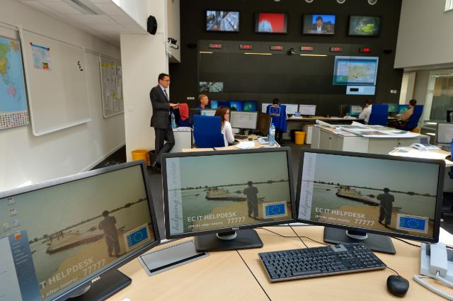 The New Emergency Response Centre (ERC)