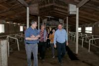 Visit of Dacian Cioloş, Member of the EC, to Mongolia