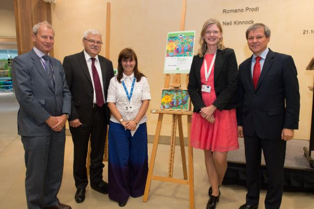 Opening of the 'What is the forest for me?' exhibition with the participation of Dacian Cioloş, Member of the EC
