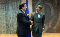 Visit of Davide Cucino, President of the EU Chamber of Commerce in China, to the EC