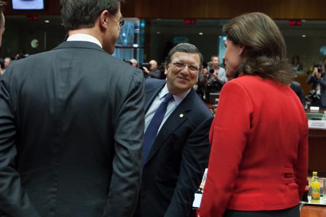 Brussels European Council, 24-25/10/2013