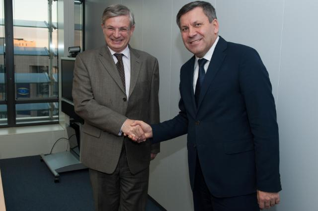 Visit of Janusz Piechociński, Polish Deputy Prime Minister and Minister for Economy, to the EC