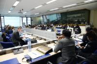 Réunion sur l'accord de partenariat économique avec les ministres de la communauté de l'Afrique de l'Est