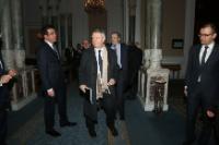 Visit of Karel De Gucht, Member of the EC, to Turkey