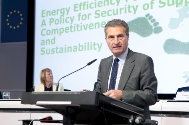 Semaine européenne de l'énergie durable 2014 et cérémonie de remise des Prix européens de l'énergie durable 2014