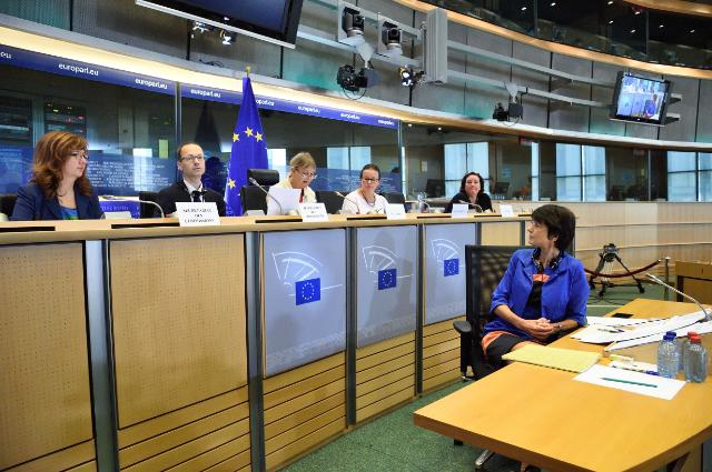 Hearing of Marianne Thyssen, Commissioner designate of the EC