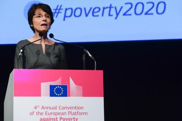 Participation de Marianne Thyssen, membre de la CE, à la 4e convention annuelle de la Plateforme européenne contre la pauvreté et l'exclusion sociale