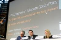 "Illustration of ""Annual Conference on European space policy 2015"""