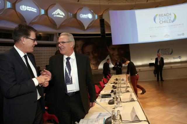 Participation of Neven Mimica at the GAVI Pledging Conference