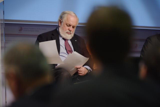 Participation of Maroš Šefčovič, Vice-President of the EC, and Miguel Arias Cañete, Member of the EC, in the Energy Union Conference of the EU Ministers for Energy