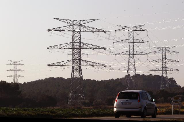 Inauguration du projet d'interconnexion électrique entre la France et l'Espagne à Montesquieu-des-Albères