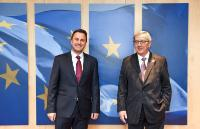 Visit of Xavier Bettel, Luxembourgish Prime Minister; Minister of State; Minister for Communications and Media; Minister for Religious Affairs, to the EC