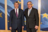 Visit of Almazbek Atambayev, President of Kyrgyzstan, to the EC