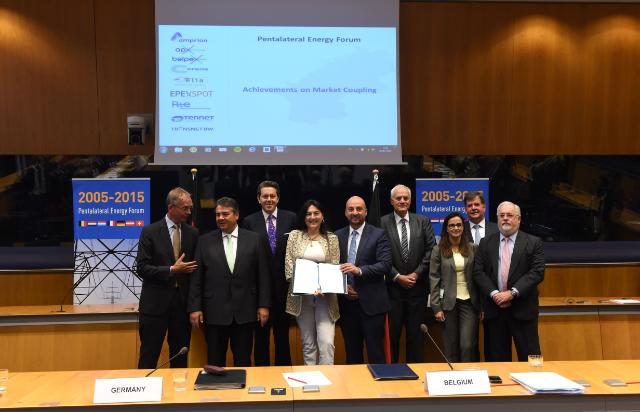 Participation of Miguel Arias Cañete, Member of the EC, at the 3393rd Transport, Telecommunications and Energy Council and the celebration of 10 years of regional energy cooperation in the Pentalateral Energy Forum