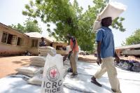 Reportage dans un camp de personnes déplacées à Yola au Nigéria