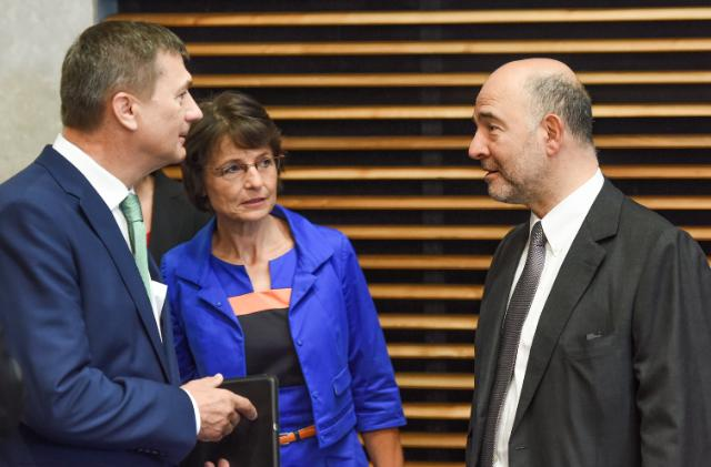Weekly meeting of the College of the Juncker Commission